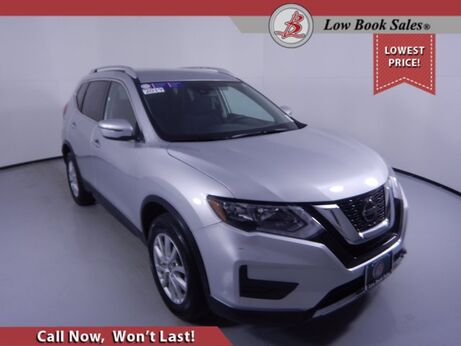 2019_Nissan_ROGUE_SV_ Salt Lake City UT