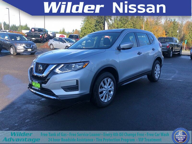 2019 Nissan Rogue 4d SUV AWD S