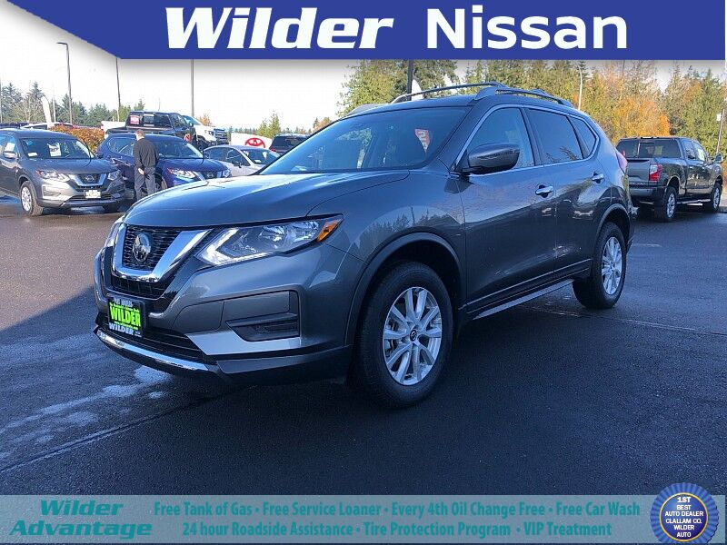 2019 Nissan Rogue 4d SUV AWD SV Port Angeles WA