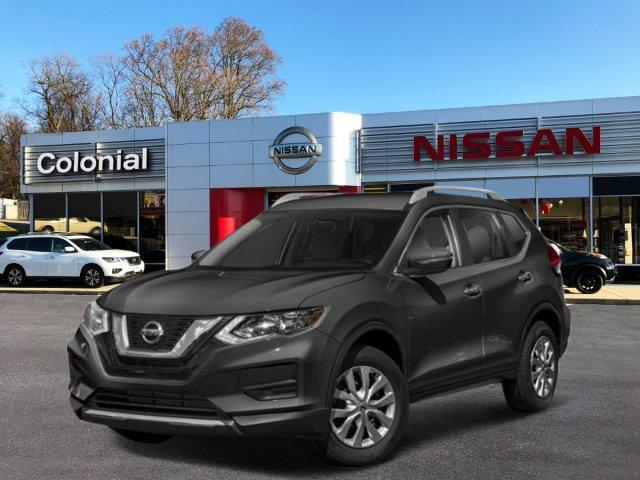 2019 Nissan Rogue AWD S