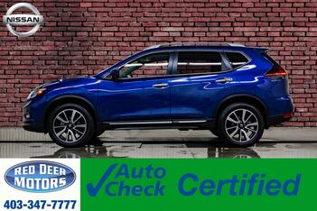2019_Nissan_Rogue_AWD SL Luxury Leather Roof Nav BCam_ Red Deer AB