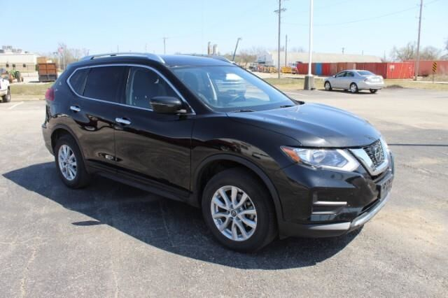 2019 Nissan Rogue AWD SV Fort Scott KS
