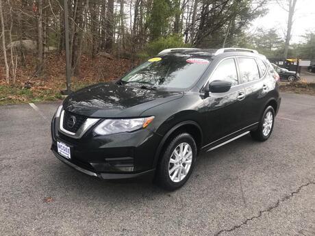 2019 Nissan Rogue AWD SV Pembroke MA