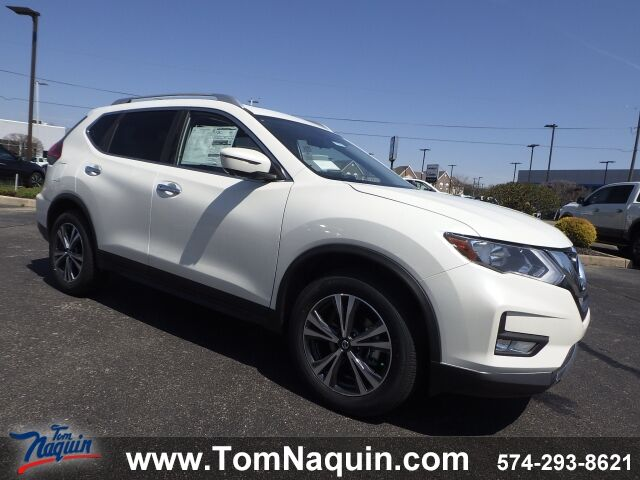 2019 Nissan Rogue FWD SV Elkhart IN