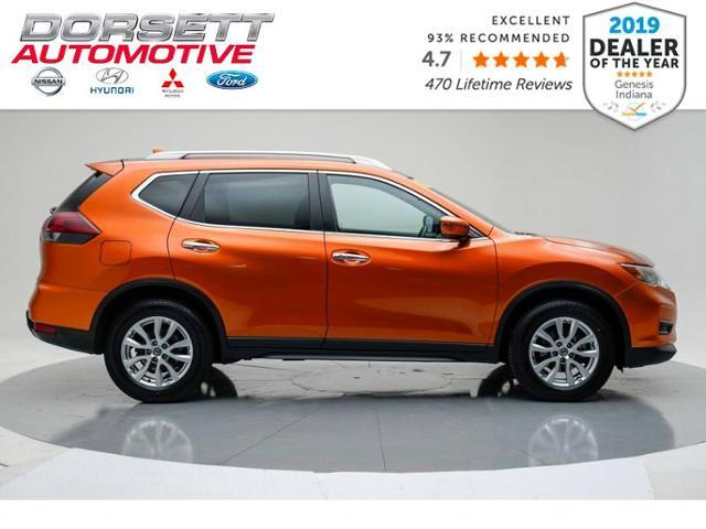 2019 Nissan Rogue FWD SV Terre Haute IN