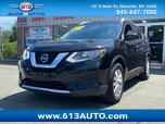 2019 Nissan Rogue S 2WD
