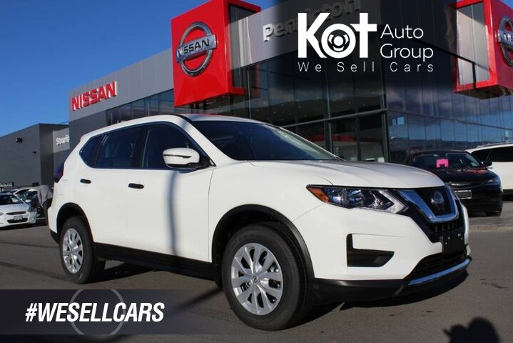 2019 Nissan Rogue S AWD Includes Winter Tire Package - DEMO BLOWOUT Kelowna BC