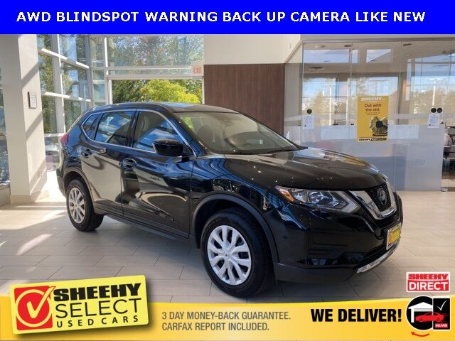 2019 Nissan Rogue S Chantilly VA