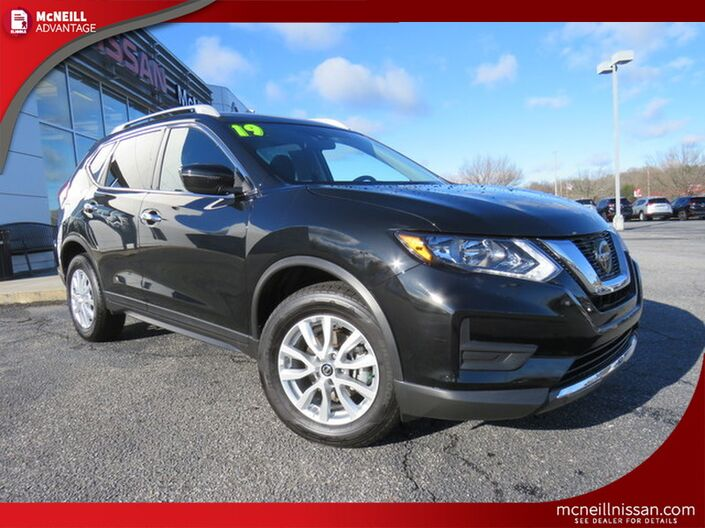 2019 Nissan Rogue S High Point NC