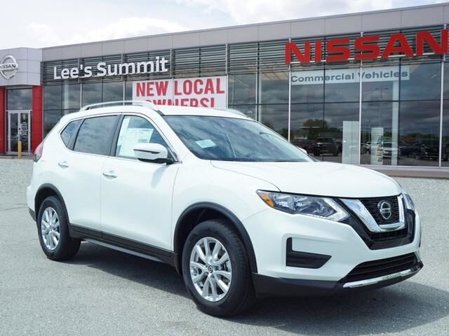 2019 Nissan Rogue S Kansas City KS