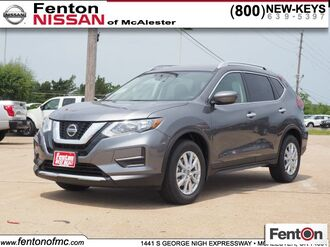 2019_Nissan_Rogue_S_ McAlester OK