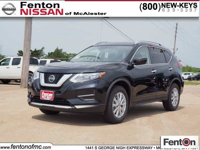 2019 Nissan Rogue S McAlester OK