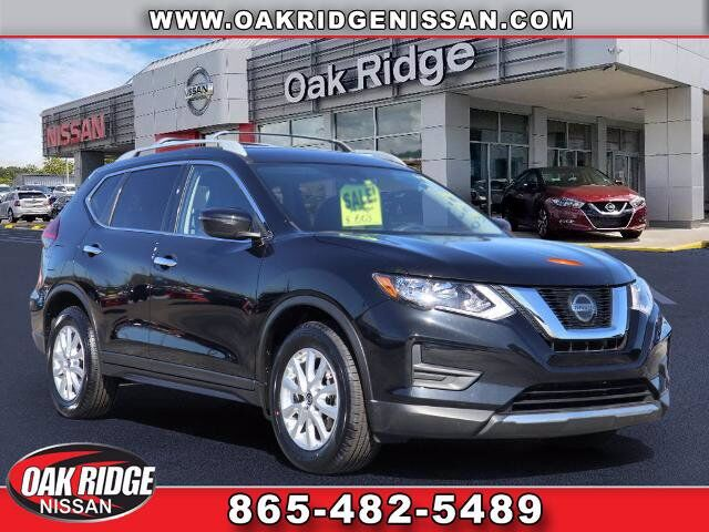 2019 Nissan Rogue S Oak Ridge TN