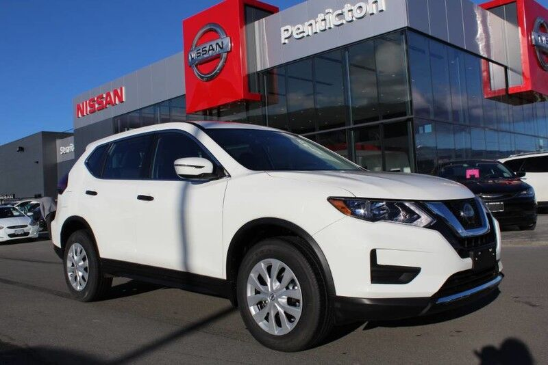 2019 Nissan Rogue S Penticton BC