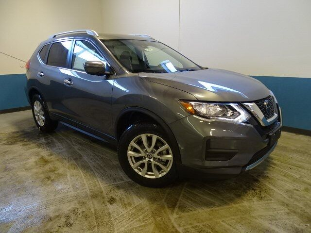 2019 Nissan Rogue S Plymouth WI