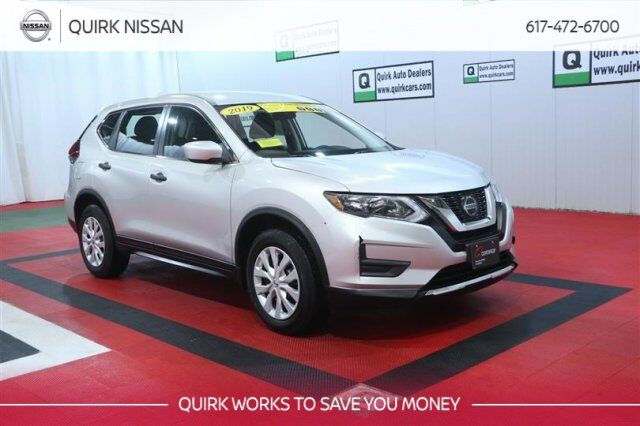 2019 Nissan Rogue S Quincy MA