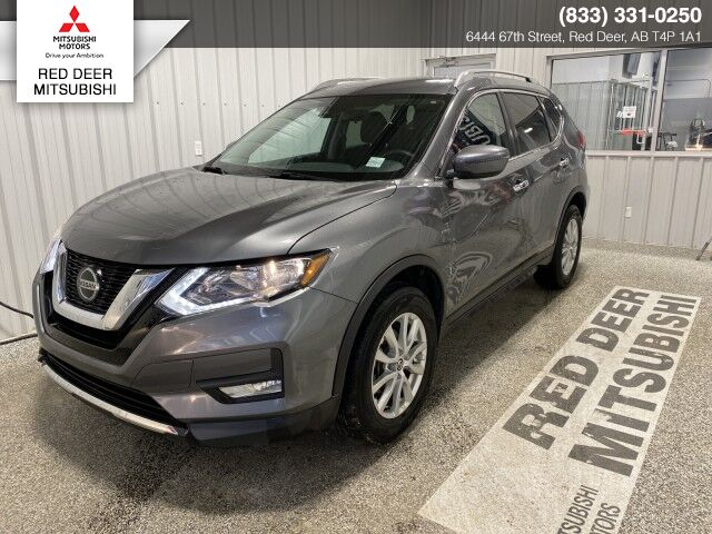 2019 Nissan Rogue S Red Deer County AB