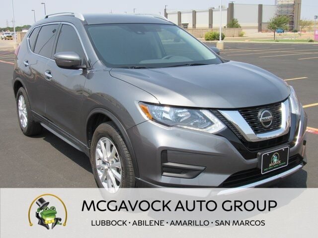 2019 Nissan Rogue S Lubbock TX