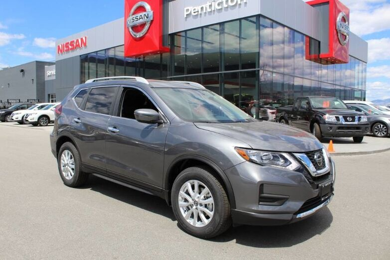 2019 Nissan Rogue SE, Special Edition Penticton BC