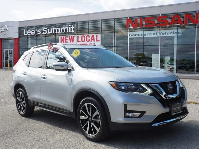 2019 Nissan Rogue SL CERTIFIED