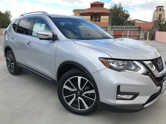 2019 Nissan Rogue SL Cathedral City CA