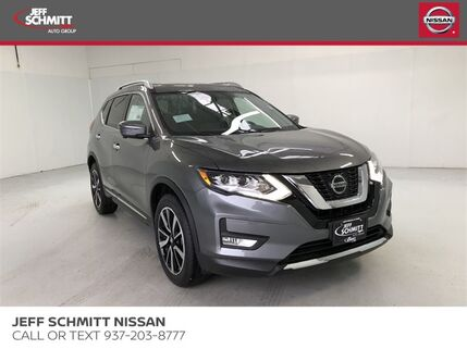 2019_Nissan_Rogue_SL_ Dayton area OH