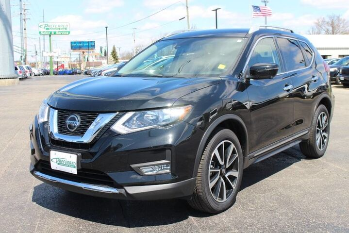2019 Nissan Rogue SL Fort Wayne Auburn and Kendallville IN