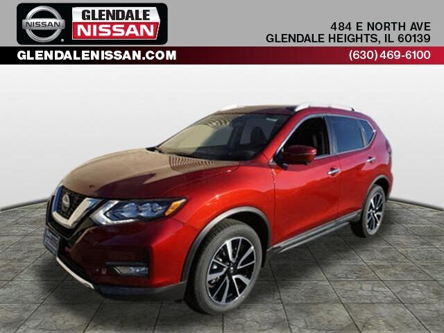 2019 Nissan Rogue SL Glendale Heights IL