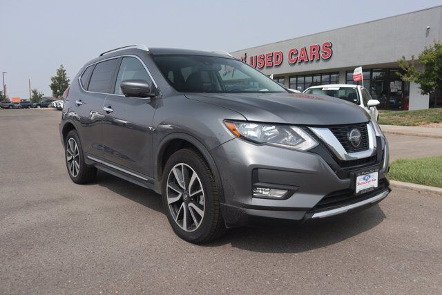 2019 Nissan Rogue SL Grand Junction CO