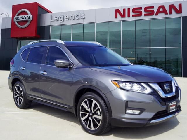 2019 Nissan Rogue SL Kansas City KS