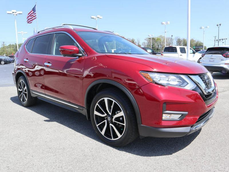 2019 Nissan Rogue SL Knoxville TN