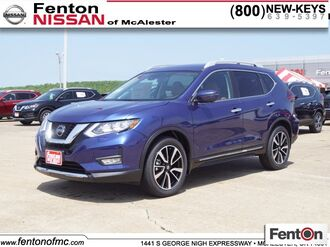 2019_Nissan_Rogue_SL_ McAlester OK