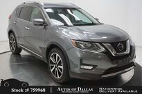 Nissan Rogue SL NAV,CAM,HTD STS,BLIND SPOT,19IN WHLS 2019