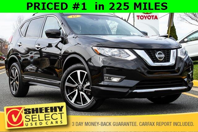 2019 Nissan Rogue SL NAVI LEATHER CAMERA Stafford VA