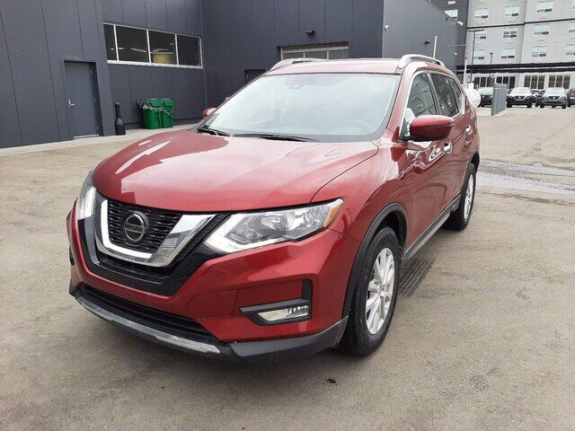 2019 Nissan Rogue SV   AWD   HTD SEATS   *GREAT DEAL* Calgary AB