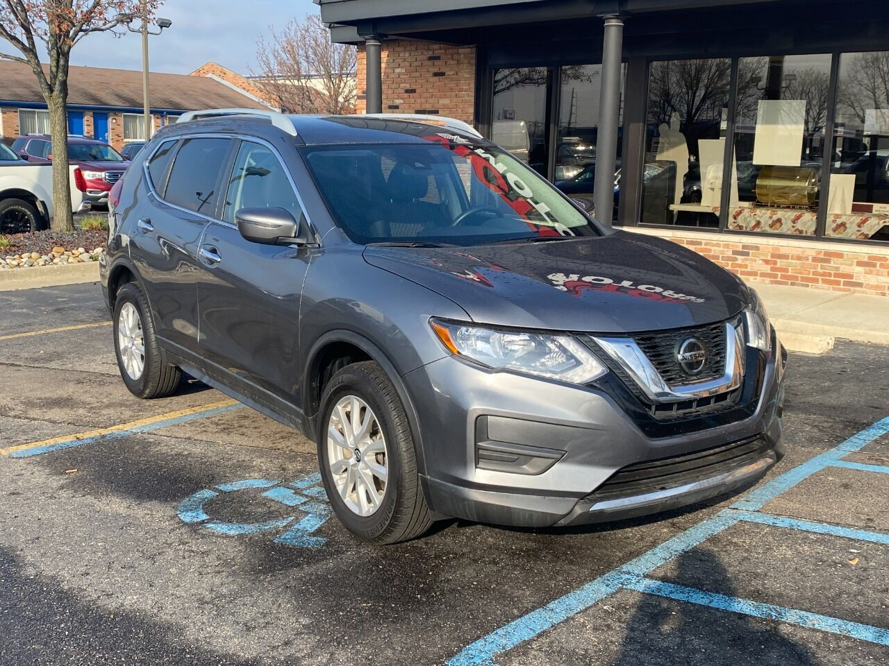 2019 Nissan Rogue SV AWD 4dr Crossover Chesterfield MI