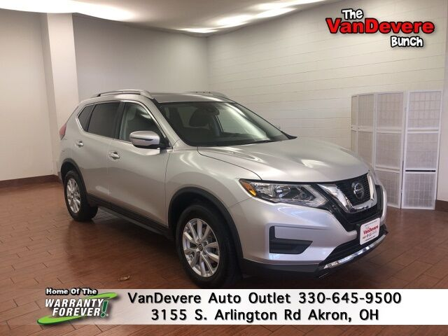 2019 Nissan Rogue SV Akron OH