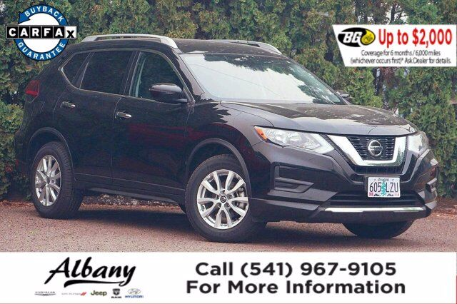 2019 Nissan Rogue SV Albany OR