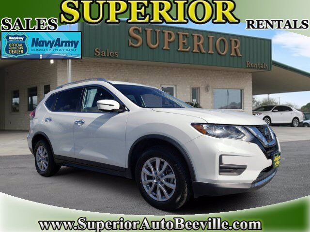 2019 Nissan Rogue SV Beeville TX
