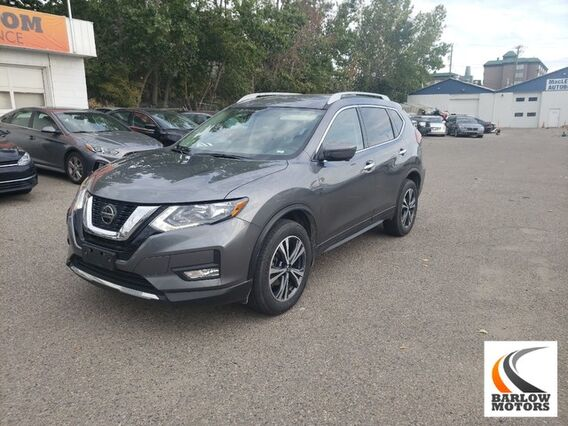 2019_Nissan_Rogue_SV_ Calgary AB