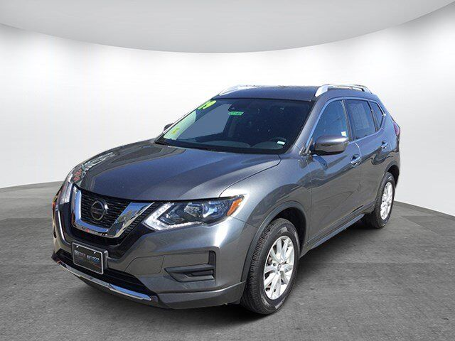 2019 Nissan Rogue SV Chico CA