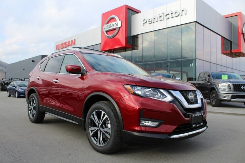 2019 Nissan Rogue SV DEMO BLOWOUT INCLUDES WINTER TIRES Penticton BC