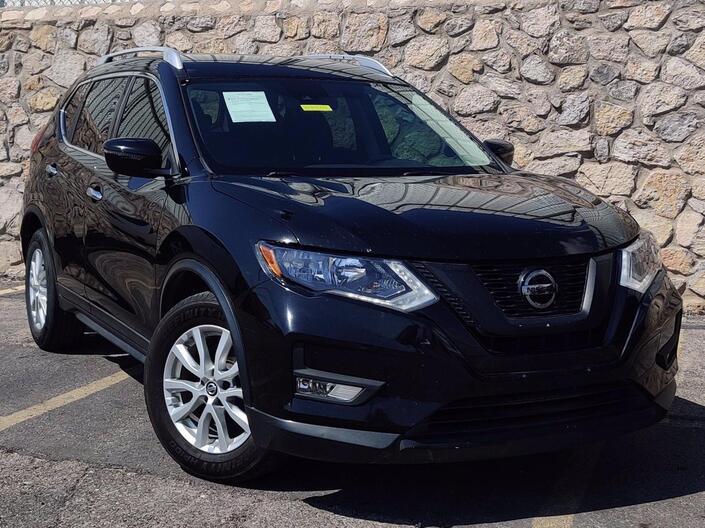 2019 Nissan Rogue SV El Paso TX
