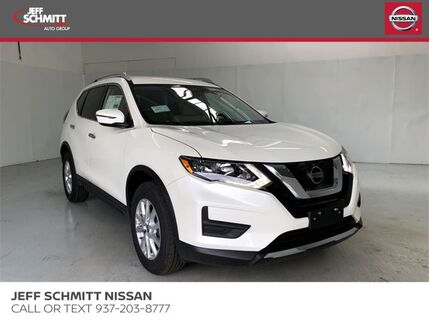 2019_Nissan_Rogue_SV_ Dayton area OH