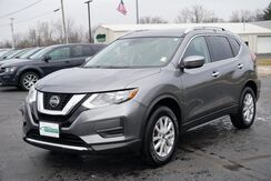 2019_Nissan_Rogue_SV_ Fort Wayne Auburn and Kendallville IN