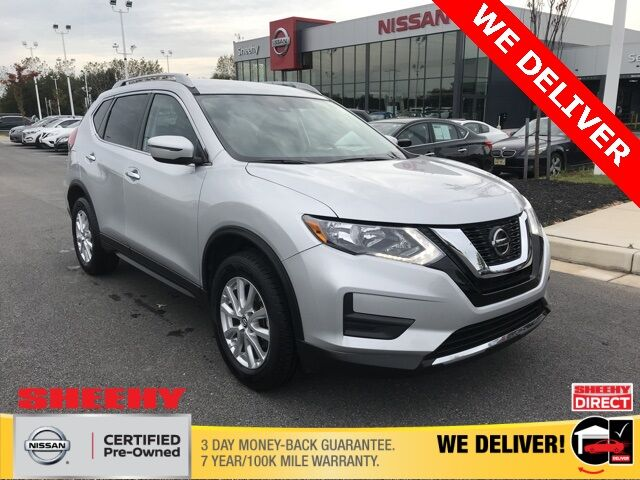 2019 Nissan Rogue SV White Marsh MD