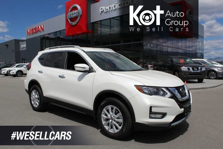 2019 Nissan Rogue SV Includes Winter Tire Package - DEMO BLOWOUT Kelowna BC