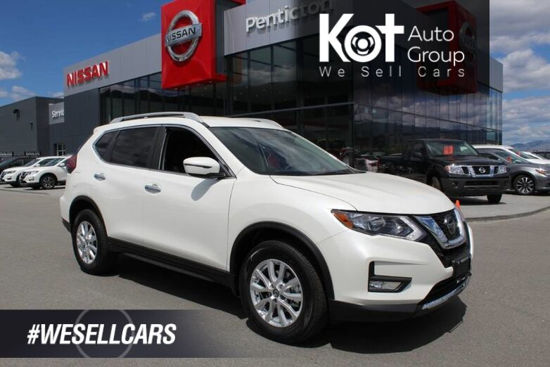 2019 Nissan Rogue SV Includes Winter Tire Package - DEMO BLOWOUT Penticton BC