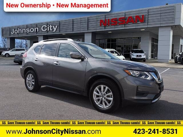 2019 Nissan Rogue SV Johnson City TN