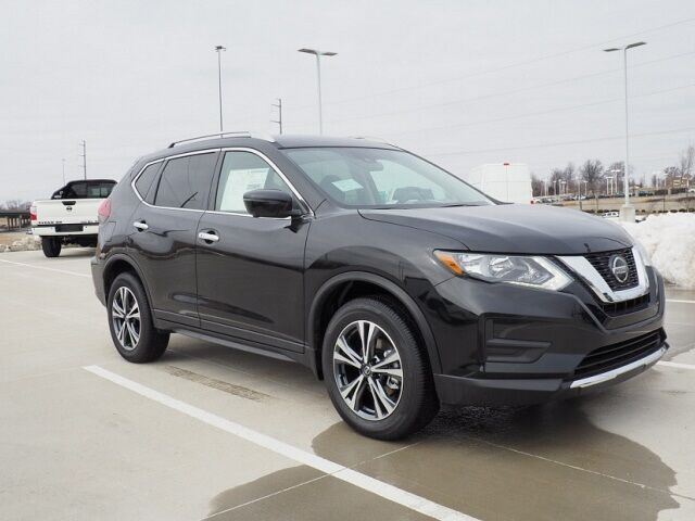 2019 Nissan Rogue SV Kansas City KS